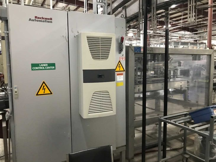 Used SFT Servo Container Laner full