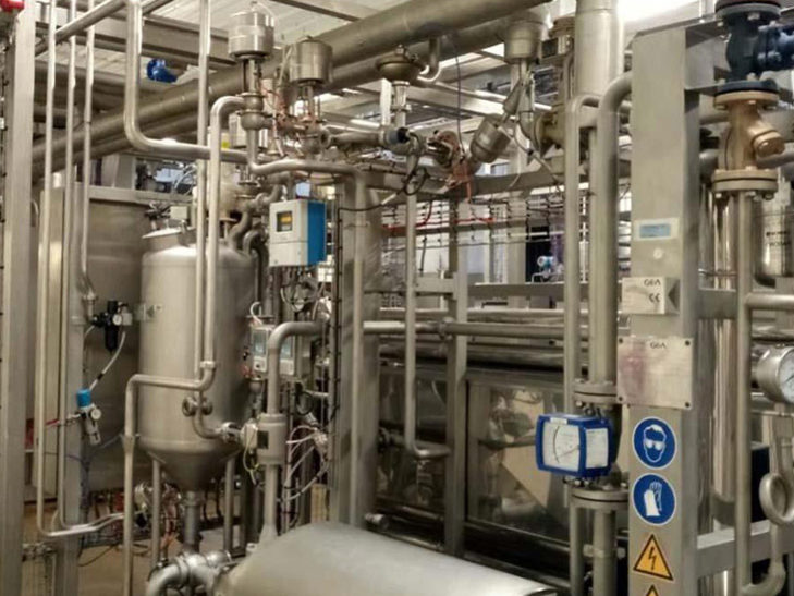 Used Tomato Paste Processing and Packaging Plant