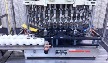 Used US Bottlers 48 Valve Gravity Vacuum Filler full