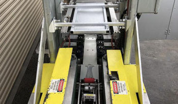 Used Wexxar Automatic Case Erector with Bottom Tape Sealer full