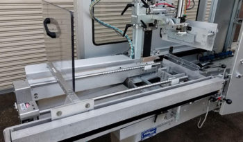 Used Wexxar Automatic Inline Case Erector with Nordson Glue System full