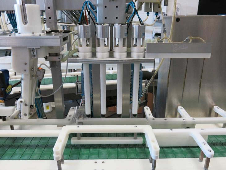 Used Wild Goose 40CPM Automated Canning Line full