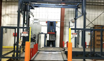 Used Wulftec Automatic Pallet Stretch Wrapper