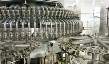 Used Complete 60,000 BPH PET Water Bottling Line