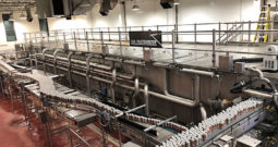 Used Krones Sander Hansen Double Deck Pasteurizer Tunnel