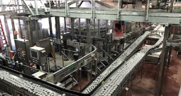 Used High Speed Beverage Can Filling Line