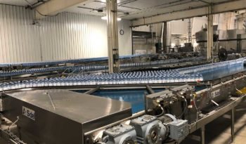Used Complete 36000 BPH PET Water Bottling Line full