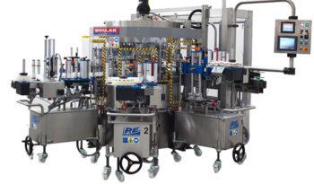 Never Used PE Labellers Modular Pressure Sensitive K-Cup Labeler