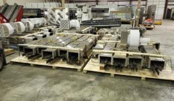 Used Sentry Neck Guided Air Conveyor full