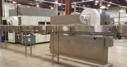 Used Sentry Neck Guided Air Conveyor