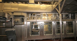 USED JBT-STORK 16 STATION ASEPTIC FILLER