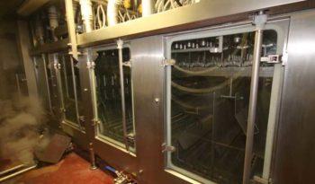 Used JBT-Stork 16 Station Aseptic Filling Line full
