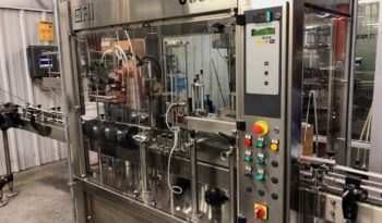 Used GAI 50 BPM Glass Bottling Line full