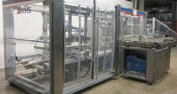 Used KHS Kisters Innopack WP30 Wraparound Tray Packer