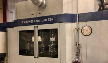 Used KRONES S24 Contiform Stretch Blow Molder full