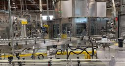 Used Sidel 36000BPH Carbonated Beverage Bottling Line