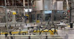 Used Sidel 36000BPH Carbonated Beverage Bottling Line