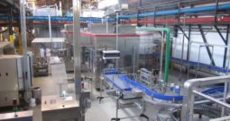 Used CFT (SBC) Glass Bottle Filling Line for Beer and CSD
