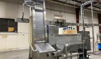 Used Complete 900 BPM Krones Water Bottling Line full
