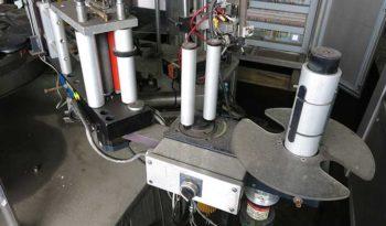 Used Krones Autocol 18 Head Pressure Sensitive Labeler full