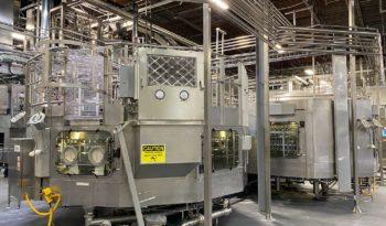 2012 GEA Procomac Aseptic Bottling Line full