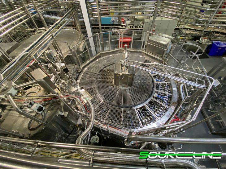 2012 GEA Procomac Aseptic Bottling Line