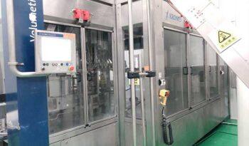 2007 Krones 36000BPH Water Bottling Line full