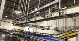 Complete 72 Valve PET Water Bottling Line