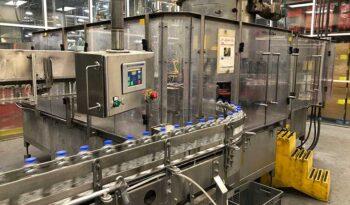 Complete 72 Valve PET Water Bottling Line full