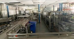 Complete 48 Valve PET Water Bottling Line