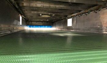 SJI 8 x 28 Bottle Warmer – Cooling Tunnel full