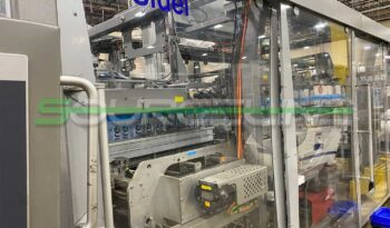 2018 SIDEL CERMEX VersaFilm 50 Cycle Tray Shrink Wrapper
