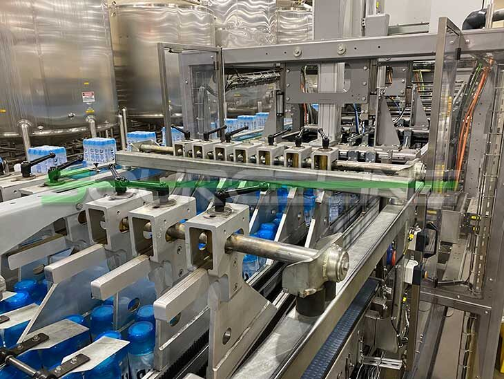 2018 SIDEL CERMEX VersaFilm 50 Cycle Tray Shrink Wrapper full