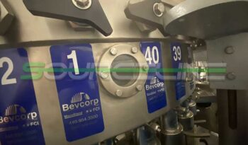 Rebuilt Bevcorp Crown 40 Valve Can Filler full