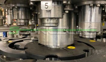 Bevcorp 28 Valve Filler with 6 Head Crowner full