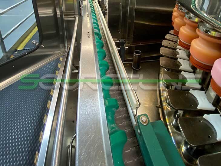 FOGG 54 Valve Rinser Filler Capper full