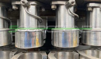 Used Crown 40 Valve Can Filler full