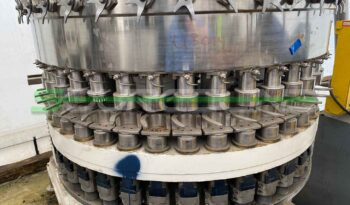 Used Crown 40 Valve Can Filler