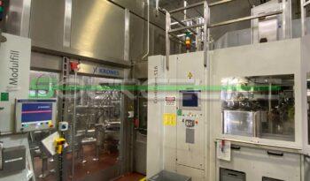 2011 Krones PET Water Bottling Line