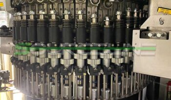 2011 Krones PET Water Bottling Line full