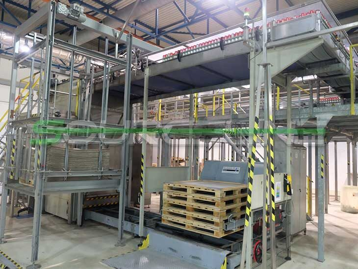 Complete KHS 300CPM Can Filling Line full