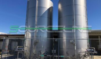 Used 20000 Gallon Stainless Steel Tank