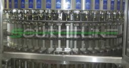 Used CROWN 60 Valve Bottle Filler with CSI 12 Head Capper