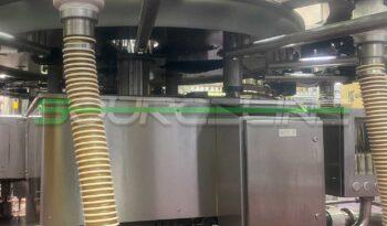 2012 Bevcorp 80-80-20-20 Aluminum Bottle Filler full
