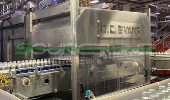 2012 GC Evans Aluminum Can Warmer