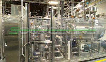 2012 GEA Procomac UNIDOX Aseptic Sterilization Unit