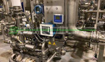 2015 Krones Varioflash Pasteurizer full
