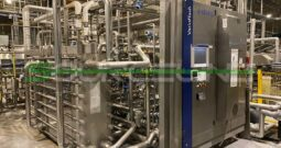 2015 Krones Varioflash Pasteurizer