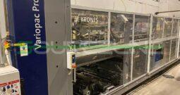 2015 Krones Variopac Pro Tray Packer