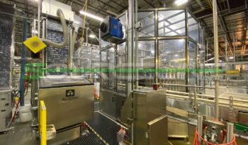 Used Bevcorp 60 Valve Filler with CSI 12 Head Capper